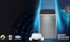 Washing machine Inverter technology