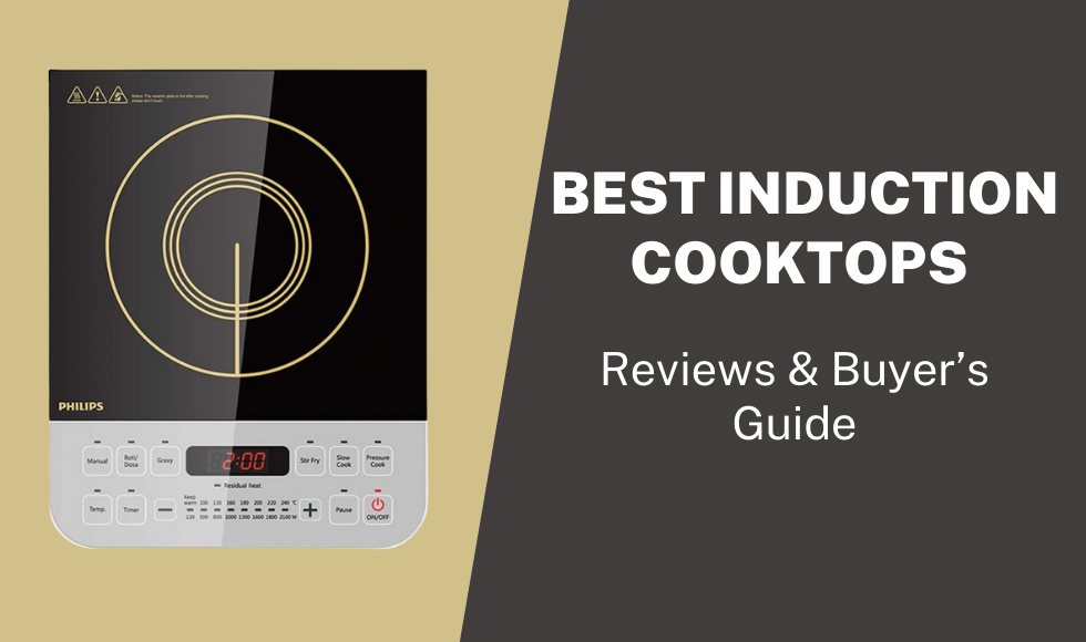 Best Induction Cooktops in India