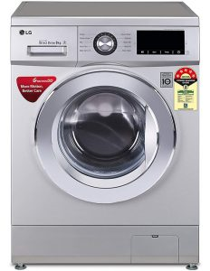 LG 8.0 Kg 5 Star Inverter Fully-Automatic Front Loading Washing Machine