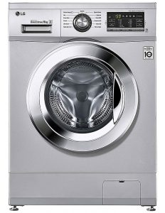 LG 8.0 Kg Inverter Fully-Automatic Front-Loading Washing Machine