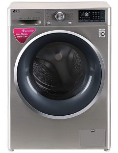 LG 9 kg Inverter Wi-Fi Fully-Automatic Front Loading Washing Machine