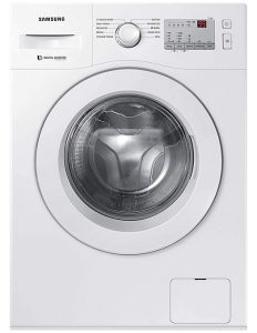 Samsung 6.0 Kg Fully-Automatic 5 Star Front Loading Washing Machine