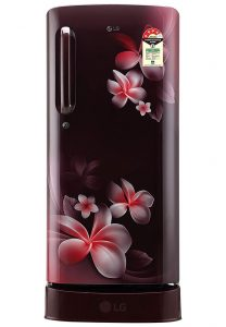 LG 190 L 4 Star Direct Cool Single Door Refrigerator