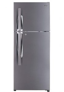 LG 260 L 4 Star Frost Free Double Door Refrigerator - Best Refrigerators In India
