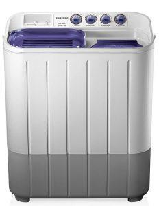Semi-automatic washing machine 02