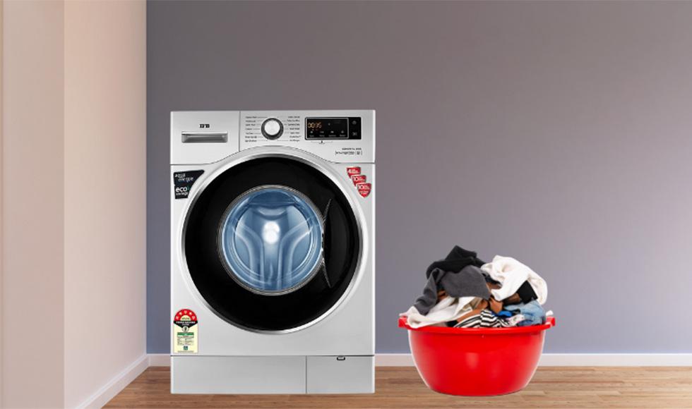 IFB 6.5 kg Fully-Automatic Front Loading Washing Machine