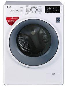 LG 6.5 kg Inverter Fully-Automatic Front Loading Washing Machine