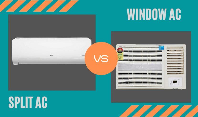 Split AC vs Window AC