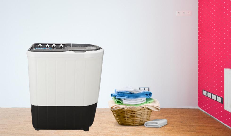 Whirlpool 7 Kg 5 Star Semi-Automatic Top Loading Washing Machine