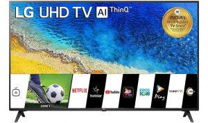 LG 4K (55-inch) UHD Smart LED TV
