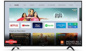 Mi TV (55-inch) 4X 4K Ultra HD Android LED TV