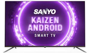 Sanyo (43-inch) 4K Ultra HD Smart IPS LED TV