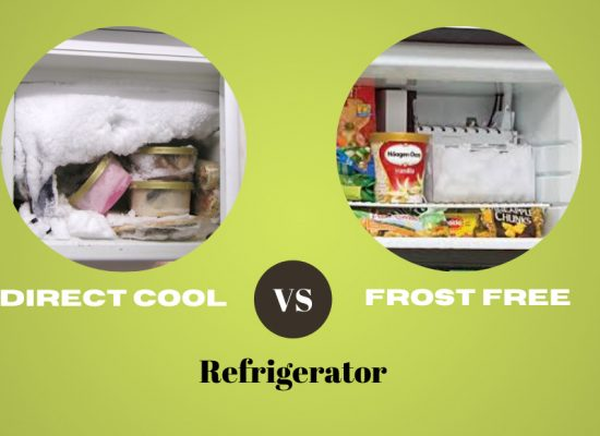 Direct Cool Vs Frost Free