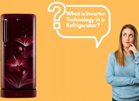 What is Inverter Technology in a Refrigerator