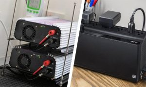 difference between an inverter and the UPS