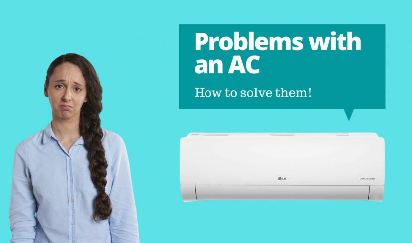 Common Problems of AC