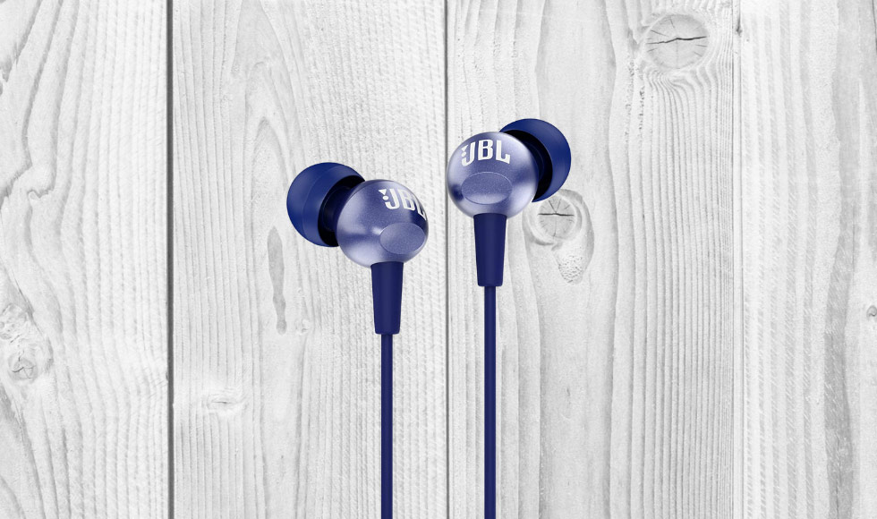 JBL C200SI Super Deep Bass in-Ear Headphones