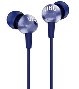 JBL C200SI Super Deep Bass in-Ear Headphones