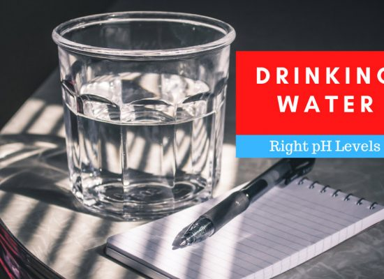 Right pH Levels of Drinking Water