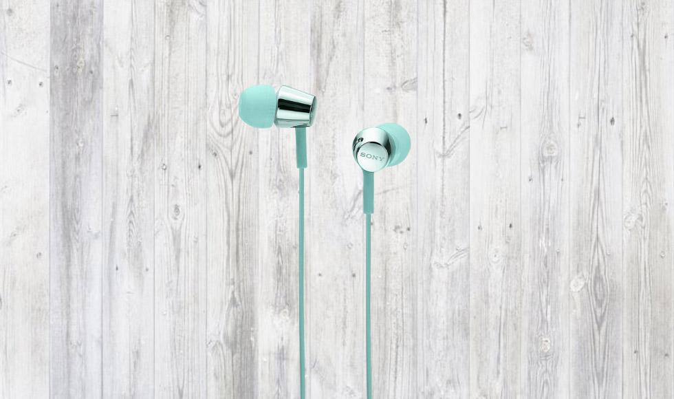 Sony MDR-EX155AP Wired in-Ear Headphones