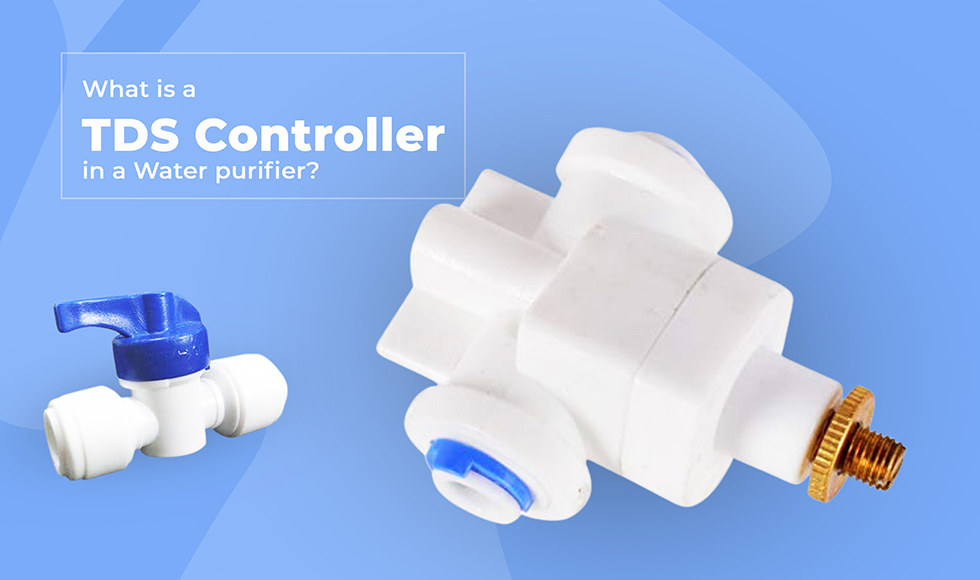 What is a TDS Controller in a Water purifier