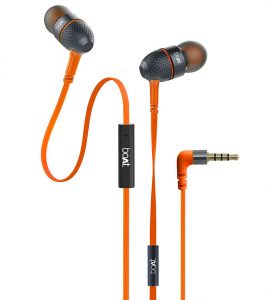 boAt BassHeads 225 in-Ear Wired Earphones