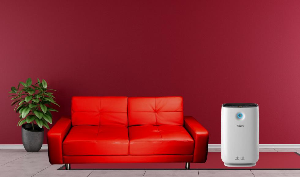 Philips High Efficiency Air Purifier AC2887