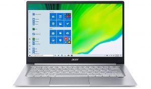 Acer Swift 3 AMD Ryzen 5 4500U 14-inch Ultra Thin Laptop