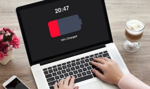 Battery Life of Student Laptops