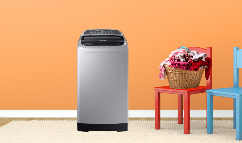 Samsung 6.2 Kg Fully-Automatic Top-Loading Washing Machine