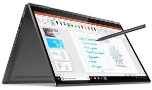 Lenovo Yoga C640 10th Gen Intel Core i5 13.3 inches 2-in-1 Convertible Laptop