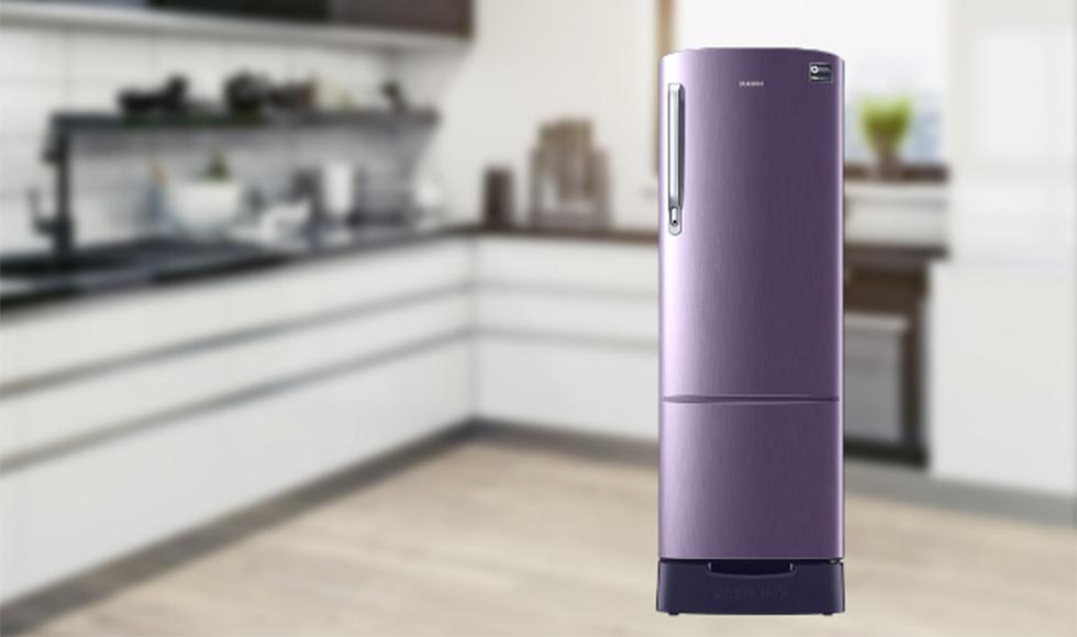 Samsung 255 L 3 Star Inverter Direct Cool Single Door Refrigerator
