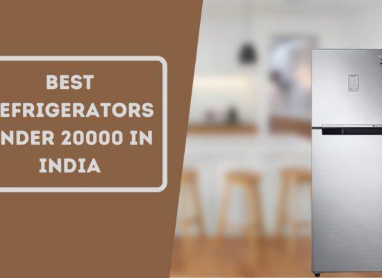 best refrigerators under 20000