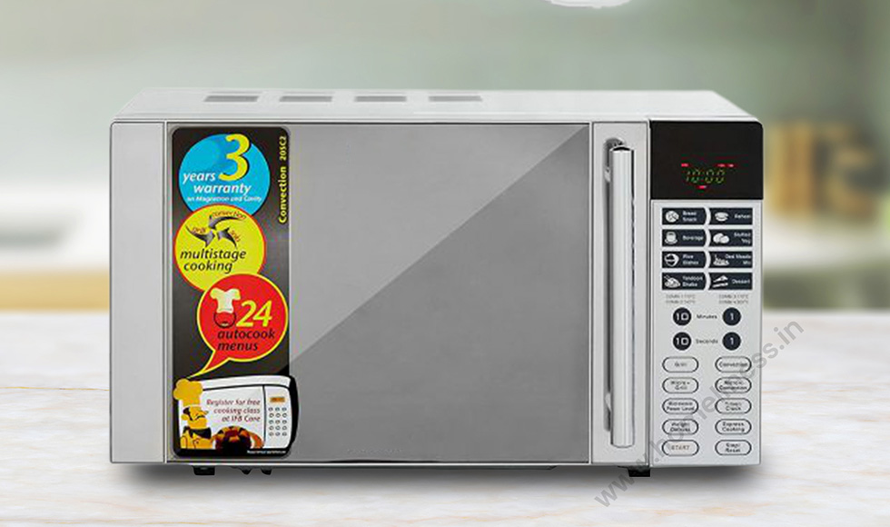 Easy Ways to Clean Your Microwave Oven