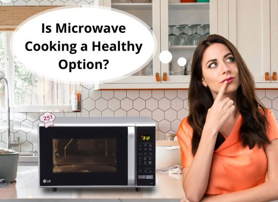 Is Microwave Cooking a Healthy Option?