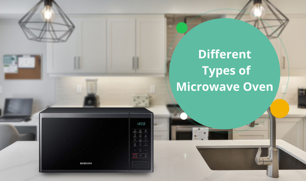 Types of Microwave Oven