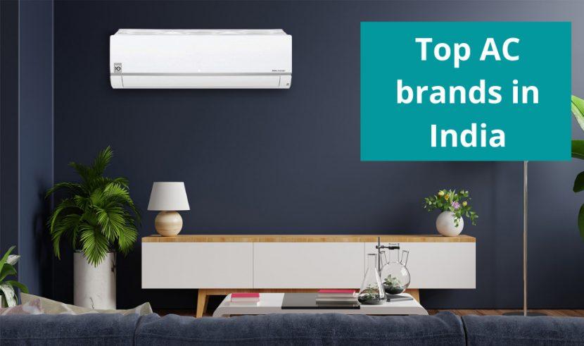 Top AC brands in India