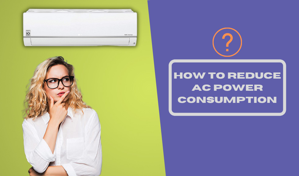 How to reduce AC power consumption